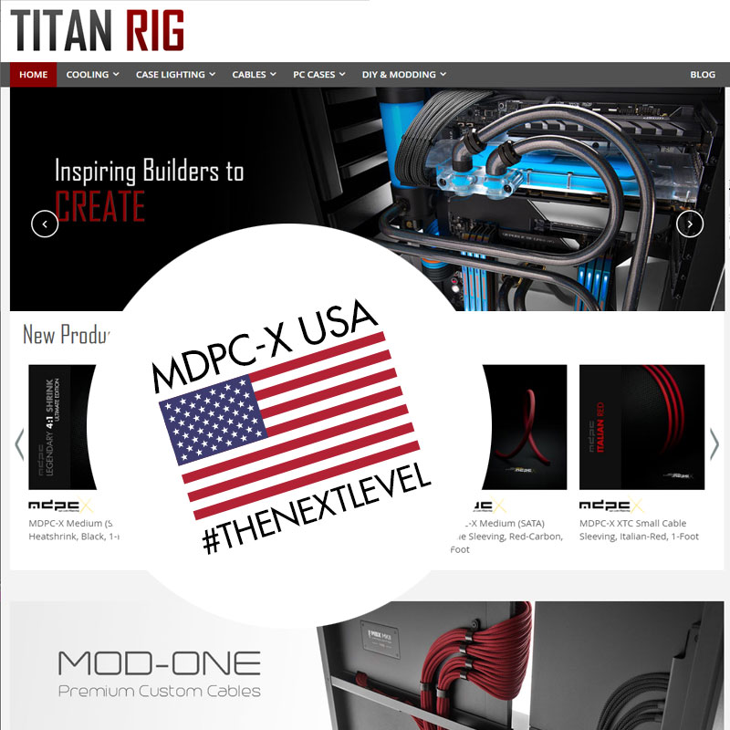MDPC-X USA: Mod-One is now TITAN RIG